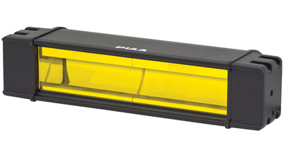 RF Series Ion Yellow LED Light Bar