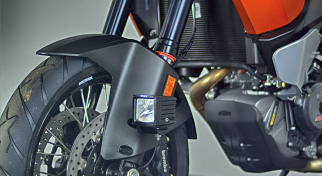 KTM Adventure LED Lights