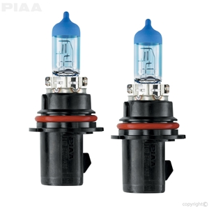 PIAA 9007 Xtreme White Bulbs Dual
