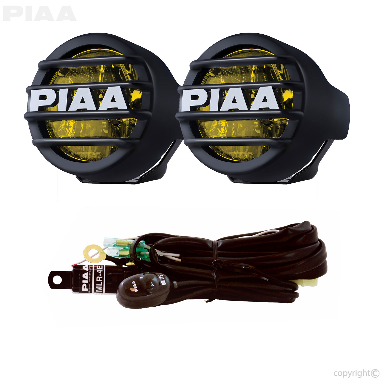 "... LP530 Ion Yellow 3.5"" SAE Compliant LED Fog Light Kit - 22- ..."