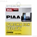 H4  Plasma Ion Yellow Twin Pack  Halogen Bulbs - 13504