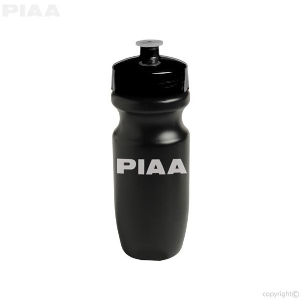 Piaa Piaa Black Plastic Water Bottle Bpa Free H20 Blk P