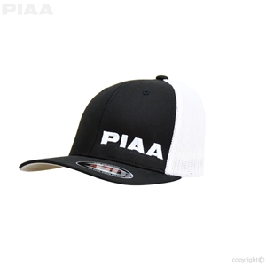 PIAA Mesh Back Flexfit Hat with Embriodered Logo
