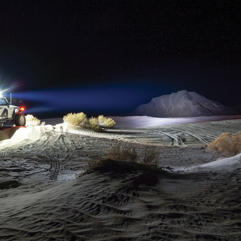 PIAA 77618 LED Light Bar Driving Beam Kit
