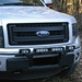 "RF Series 6"" LED Light Bar Hybrid Beam Single - 16-07106"