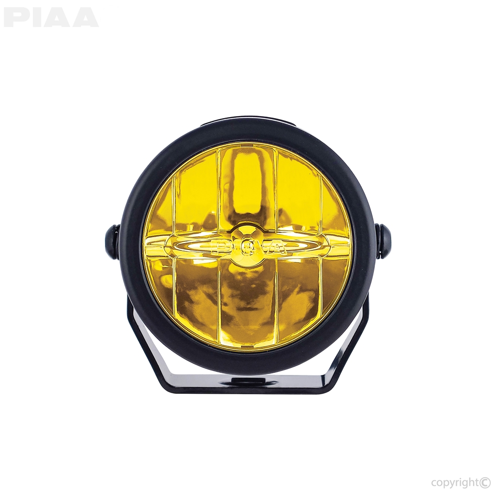"... Suzuki LP270 2.75"" Ion Yellow LED Driving Light Kit - 22-73272+S ..."