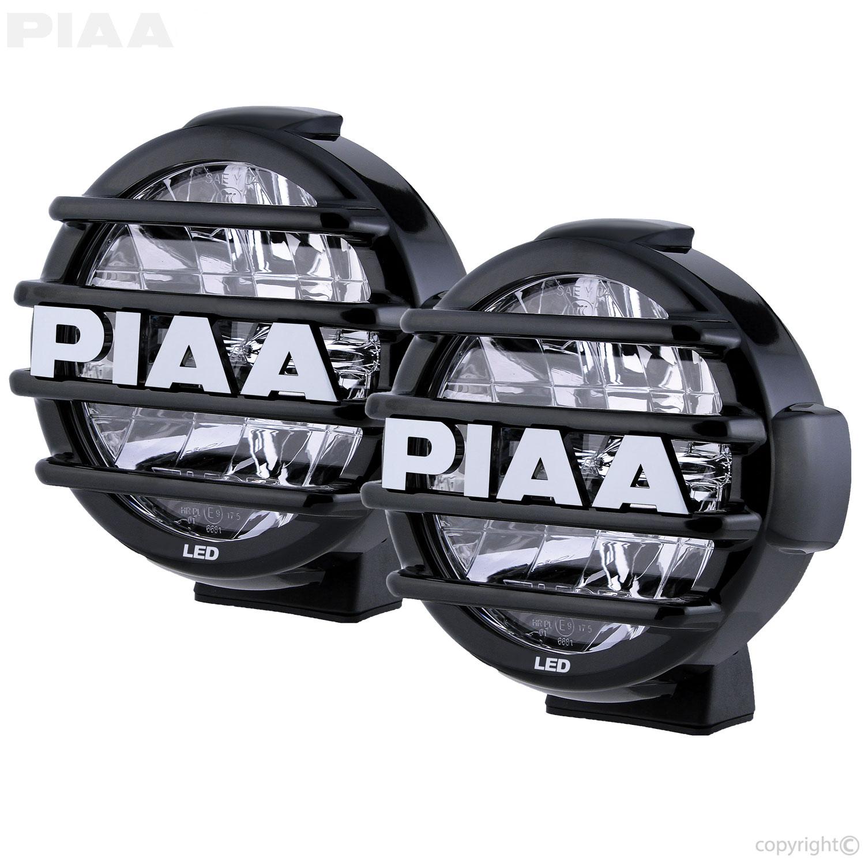 Piaa Piaa Lp570 Led White Long Range Driving Beam Kit 05772