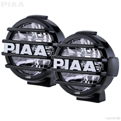 PIAA LP570 LED White Long Range Driving Beam Kit led, led lights, lamps, leds, fog lights, driving lights, led lamps