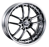 S-R 19X9.5 5-120 20LET SuperBlack