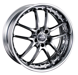 S-R 19X8.5 5-120 15LET SuperBlack