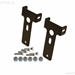 Ford Super Duty 1999-2016 Fog Light Mounting Bracket Kit - 30327