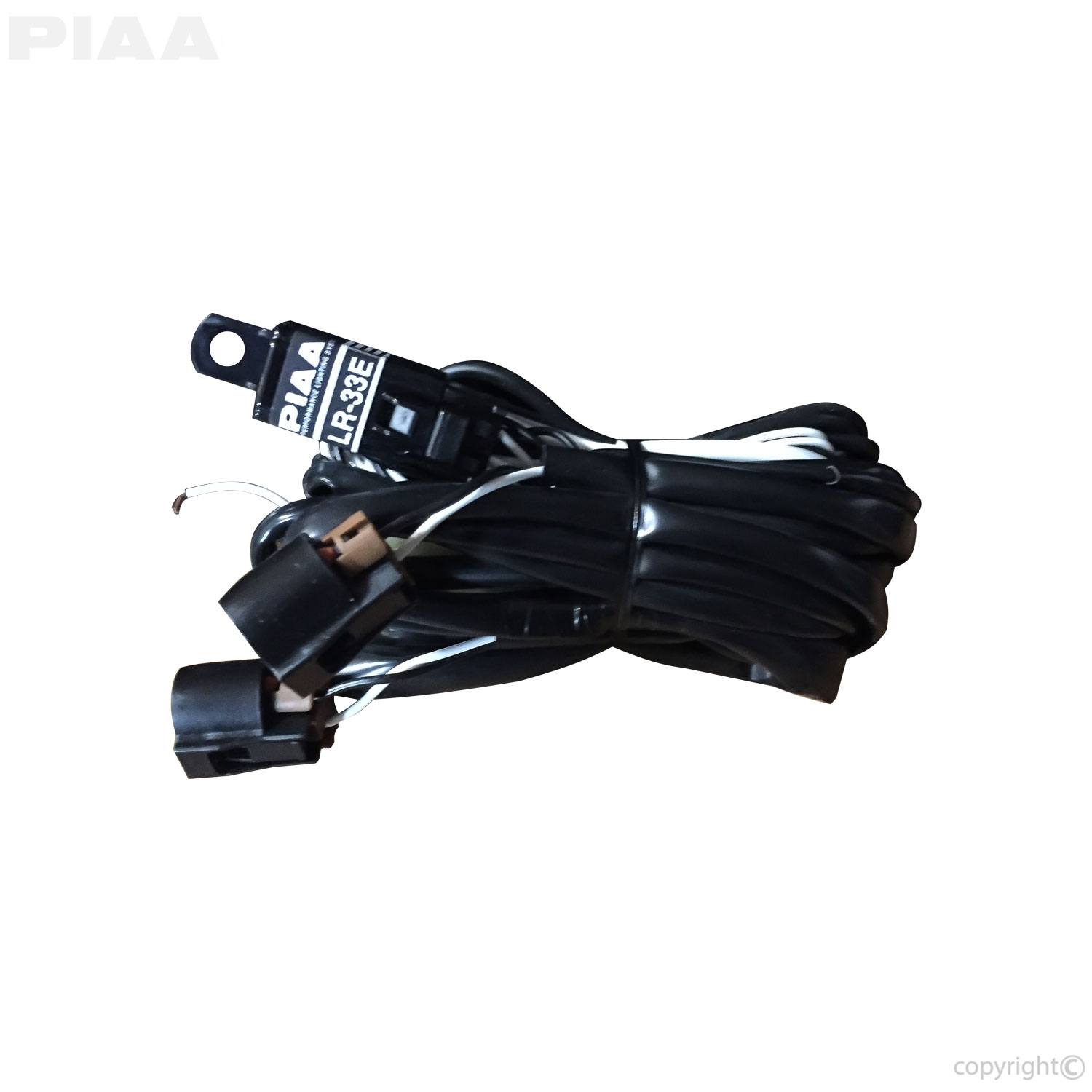 piaa piaa wiring harness for 410 series driving light kit, for  piaa piaa wiring harness for 410 series driving light kit, for 9005 (hb3) bulbs only 34087