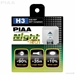 PIAA H3 Night Tech Bulbs Package