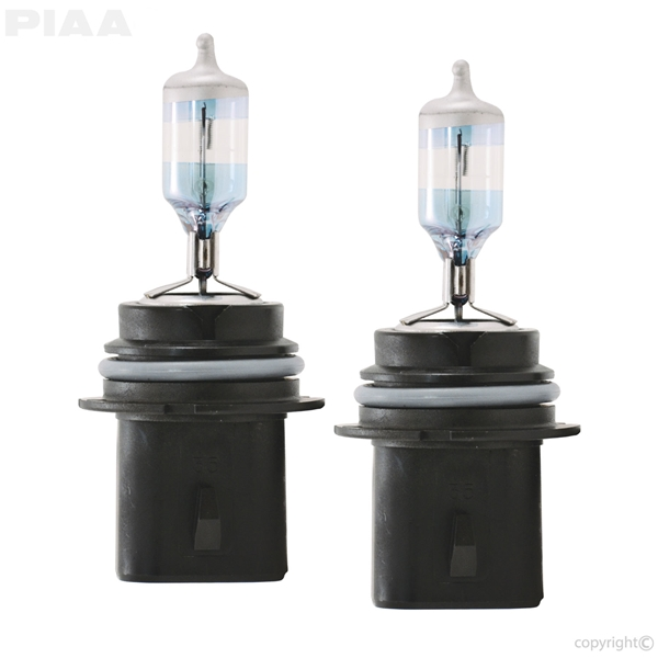 PIAA 9007 Night Tech Bulbs Dual