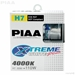 PIAA H7 Xtreme White Bulbs Packaging