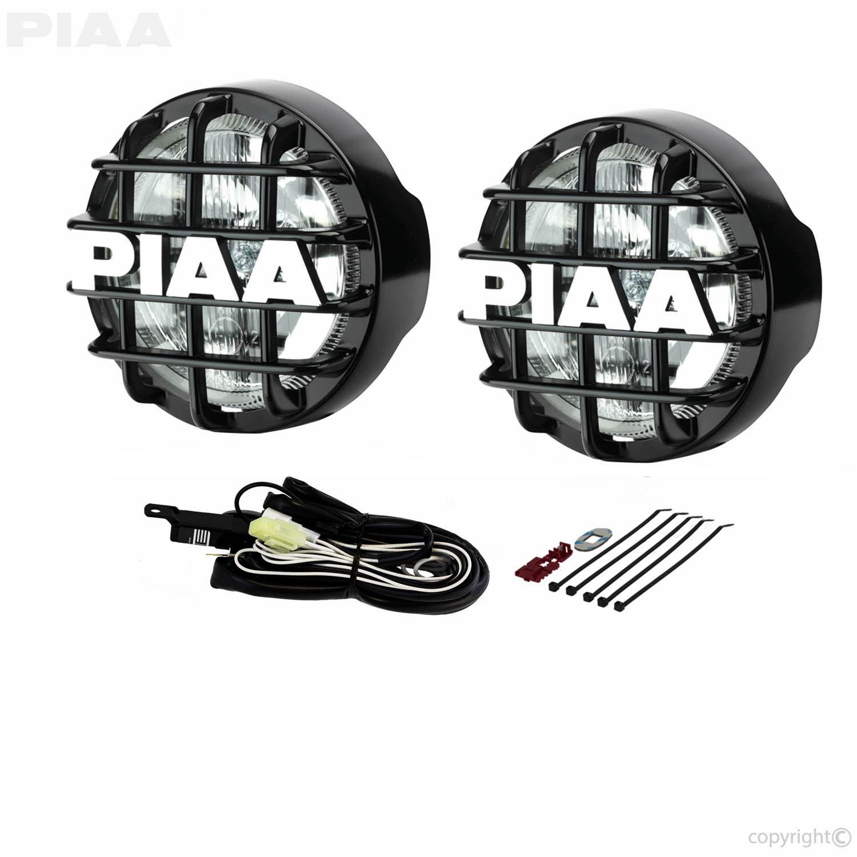 Piaa Wiring Harness 55 Watt Free Diagram For You Universal Kit 510 Super White Driving Lamp 05164 Rh Com Scosche Fog Light