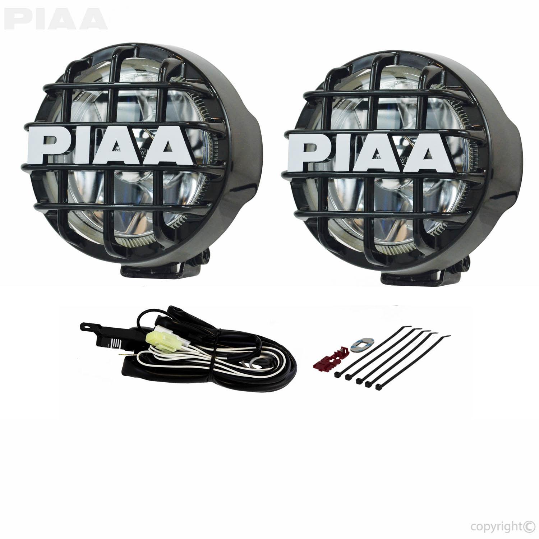 Piaa 510 Wiring Diagram Library Fog Light Lights Diagrams
