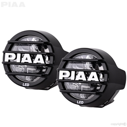 PIAA LP530 LED White Wide Spread Fog Beam Kit led, led lights, lamps, leds, fog lights, driving lights, led lamps