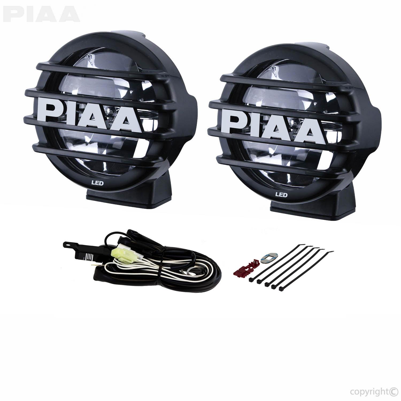 ... PIAA LP550 LED White Driving Beam Kit - 05572 ...