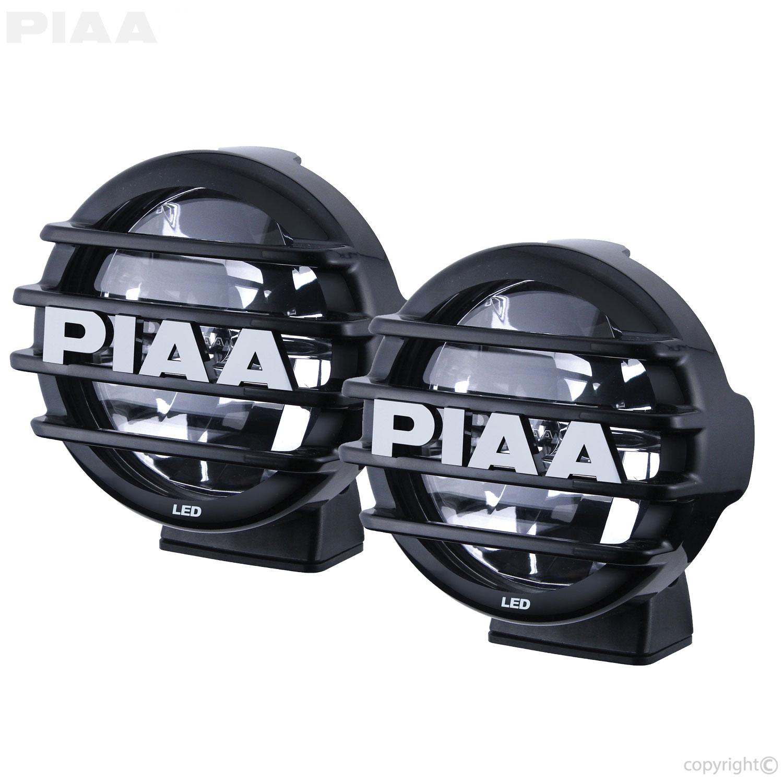 PIAA LP550 LED White Driving Beam Kit - 05572 ...