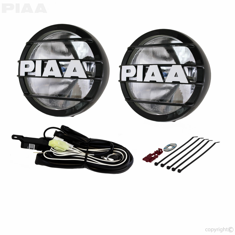 Piaa 580 Driving Xtreme White Plus Halogen Lamp Kit 05862 Wiring A