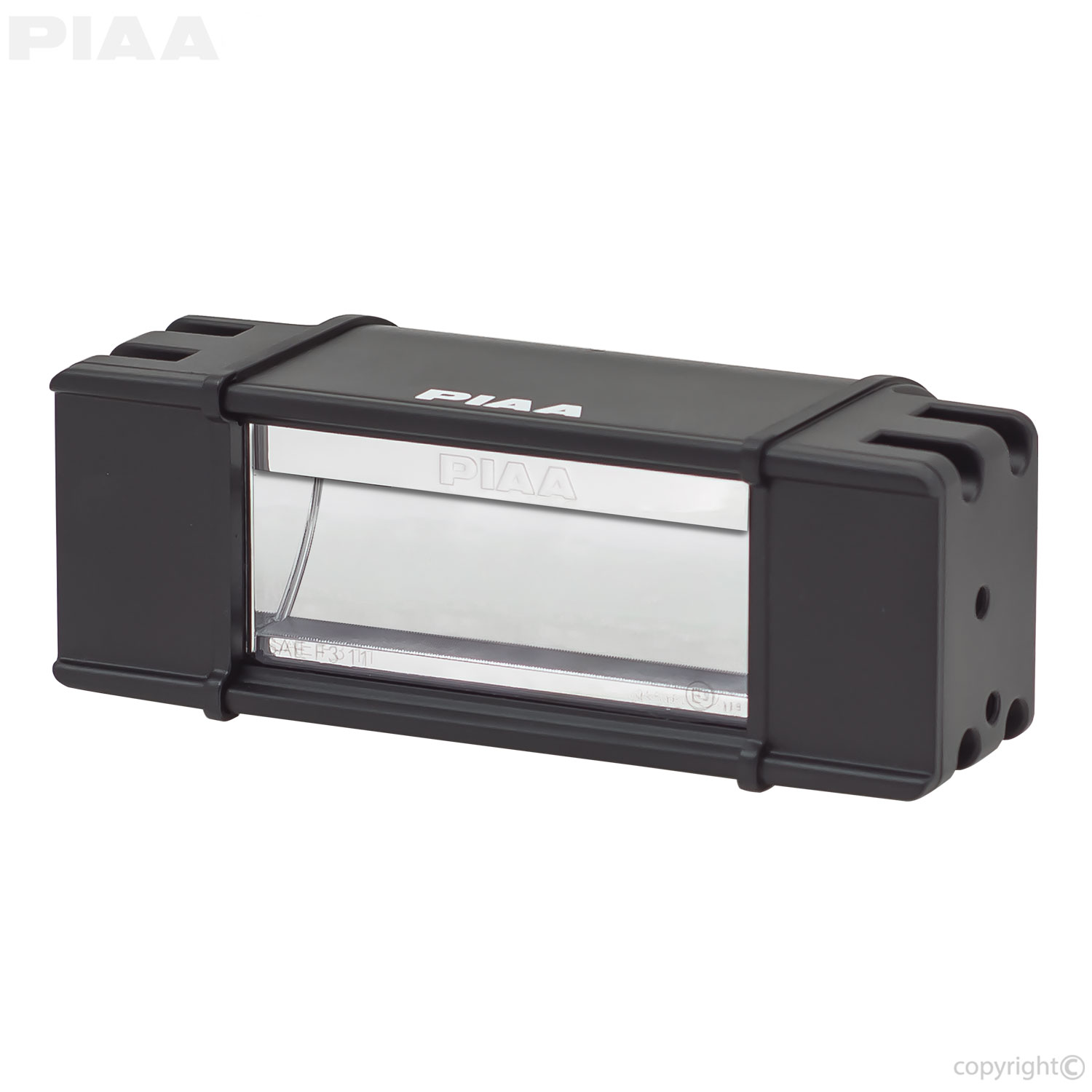 Piaa rf series 6 led light bar fog beam single 7006 rf series 6 led light bar fog beam single aloadofball Gallery