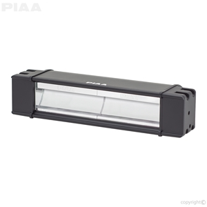 "PIAA RF Series 10"" LED Light Bar White Fog Beam Single, SAE Compliant  led, led lights, lamps, leds, fog lights, driving lights, led lamps"