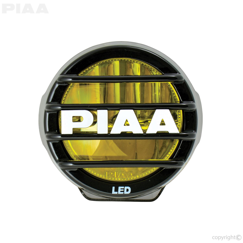 piaa lp530 ion yellow 3 5 led fog light kit sae compliant 22 lp530 ion yellow 3 5 led fog light kit sae compliant 22