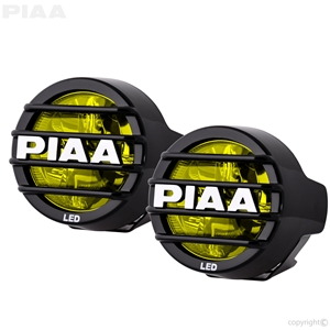 PIAA LP530 LED Yellow Driving Beam Kit led, led lights, lamps, leds, fog lights, driving lights, led lamps