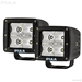 Quad Series Flood Beam LED Cube Lights w/ Harness - 26-06303