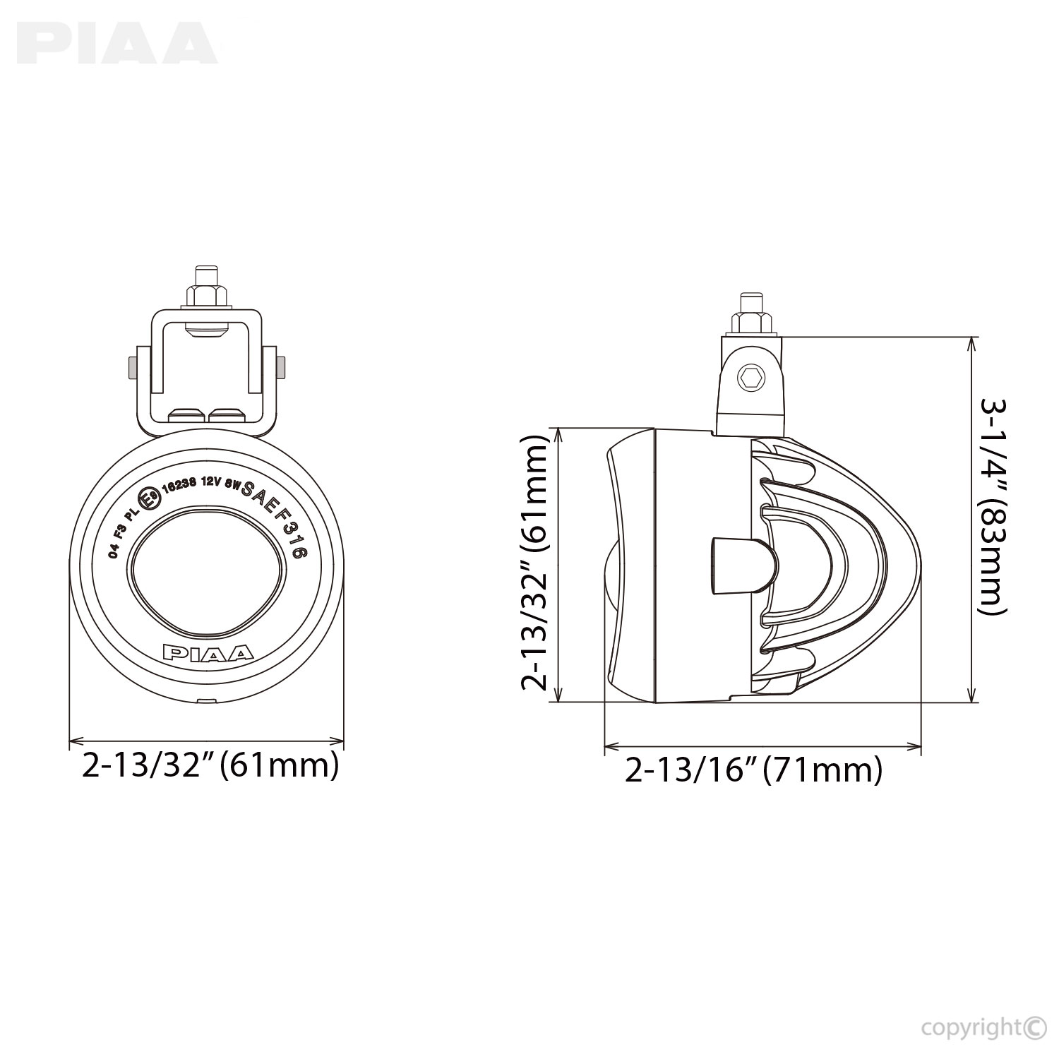 Wiring Diagram For Piaa Lights Wiring Diagram And Schematics
