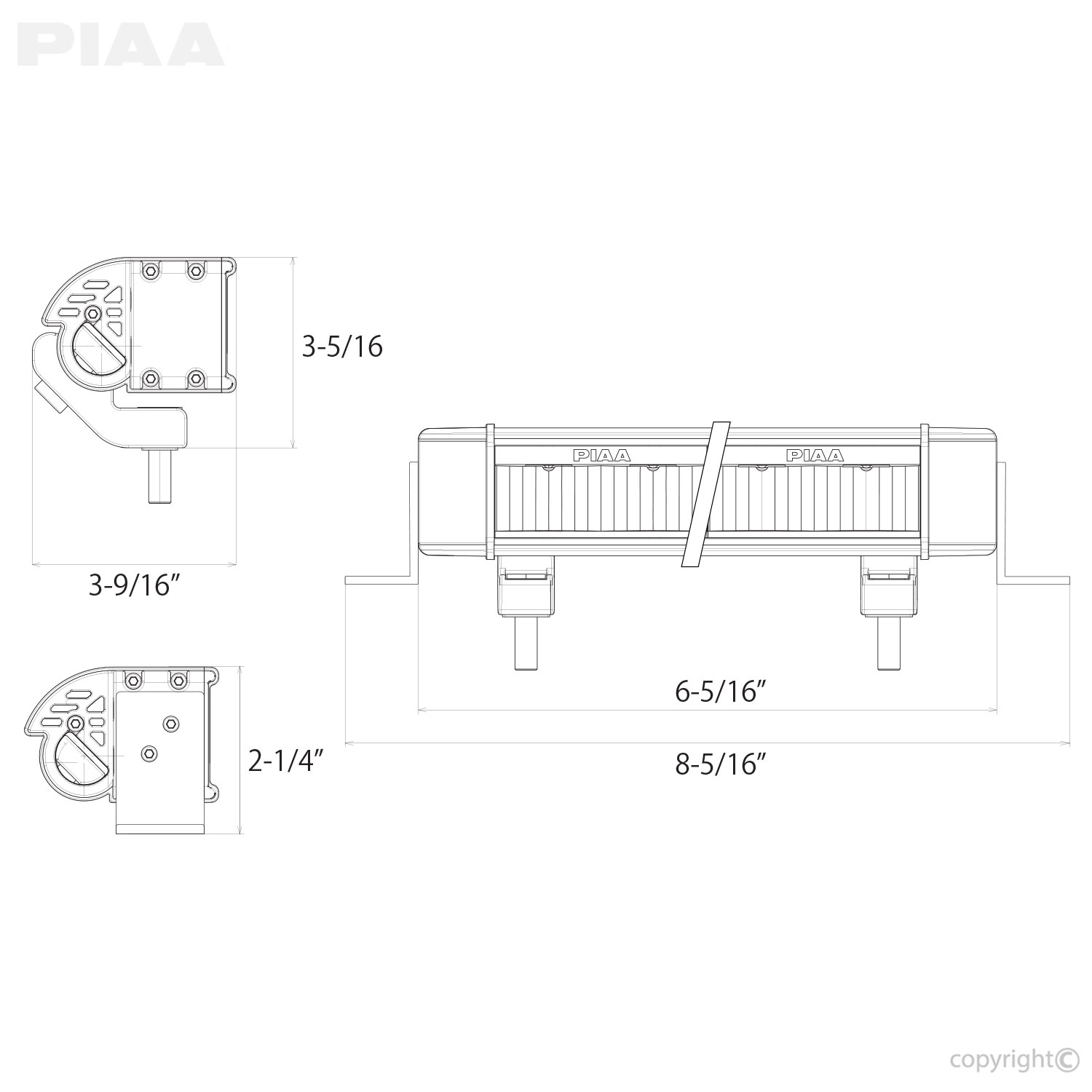 Piaa 510 Wiring Harness Diagram Solutions 1100 Lamp Led Drl Electrical Work