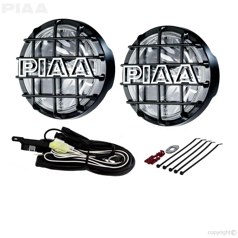 Piaa 520 Smr Driving Xtreme White Halogen Lamp Kit 73524 Wiring A