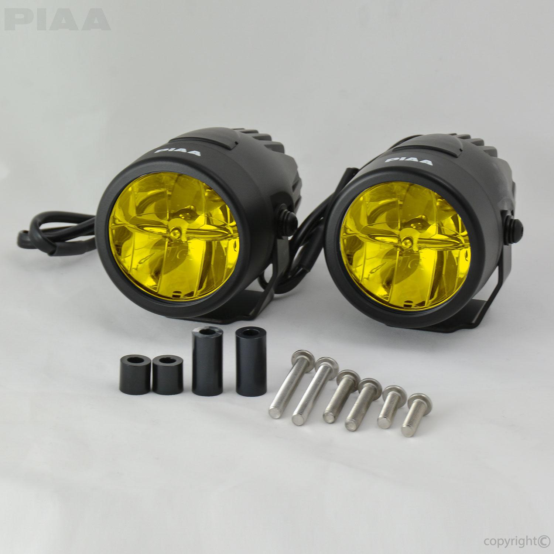 """... KTM LP270 2.75"""" Ion Yellow LED Driving Light Kit - 22-73272+KTM ..."""