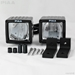 "Triumph RF Series 3"" LED Cube Light Driving Beam Kit - 77603+T+74206"