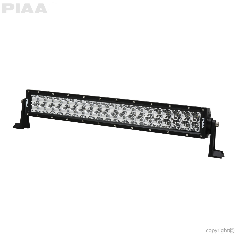 20 Inch Led Light Bar >> Piaa Quad Series 20 Dual Row Led Light Bar Q20