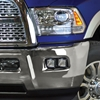 Dodge Ram 2010+ HD 2500/3500 Fog Light Mounting Bracket Kit