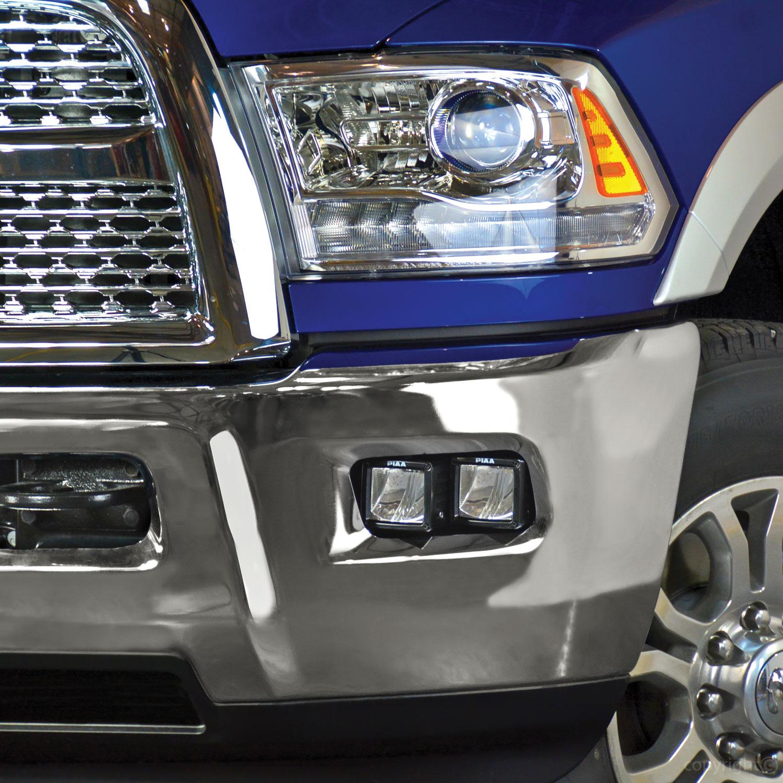 PIAA   Dodge Ram 2010+ HD 2500/3500 Fog Light Mounting Bracket Kit #30329