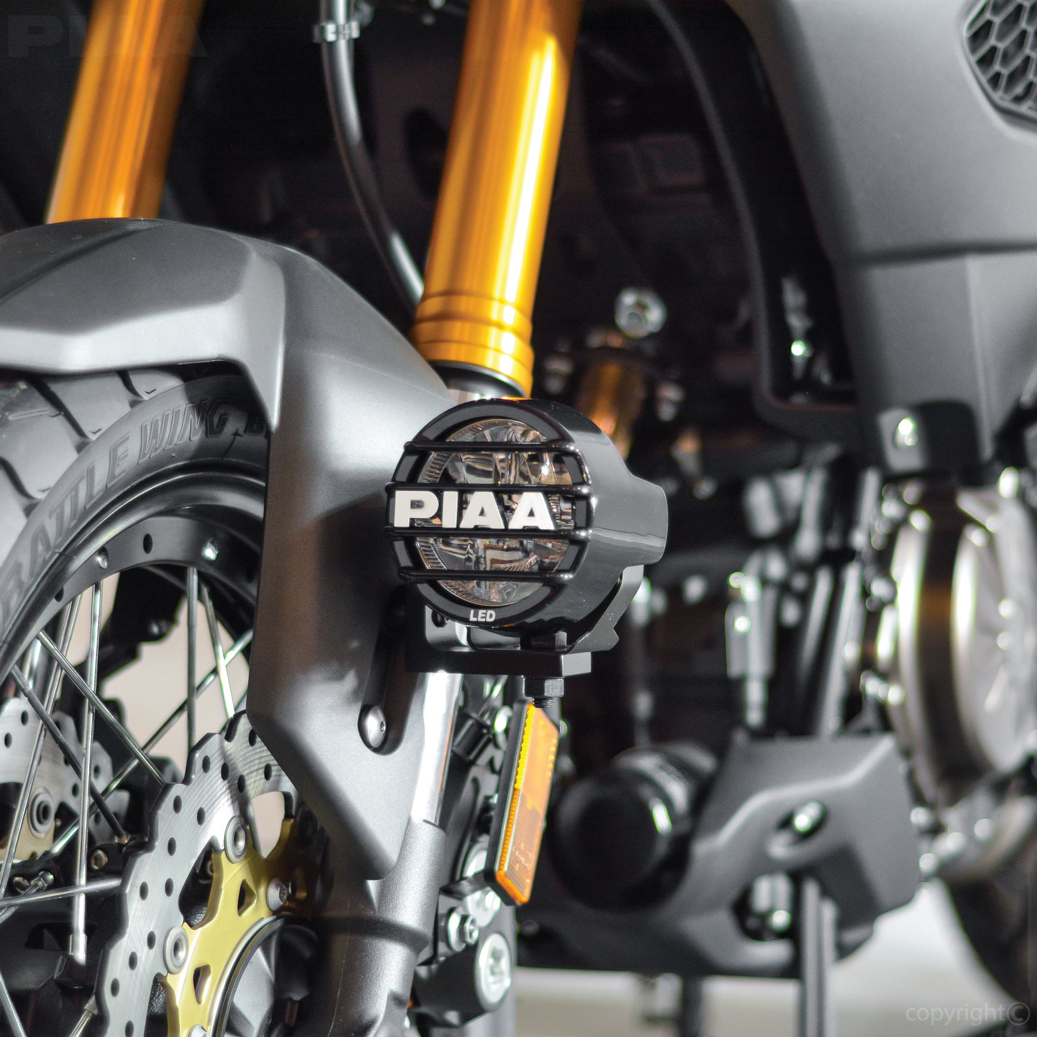 Piaa Led Lights For Bmw Motorcycles