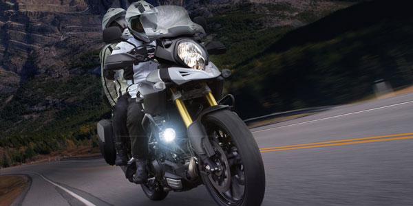 PIAA LED Touring Motorcycle Lamps