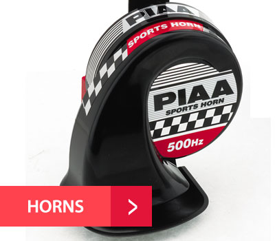 PIAA Motorcycle Horns