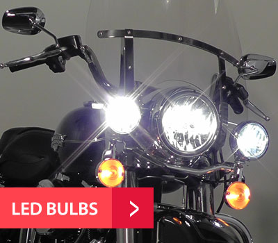 PIAA LED Motorcycle Bulbs