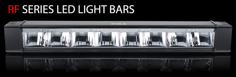 Piaa announces immediate availability of new rf series led light bars mozeypictures Images