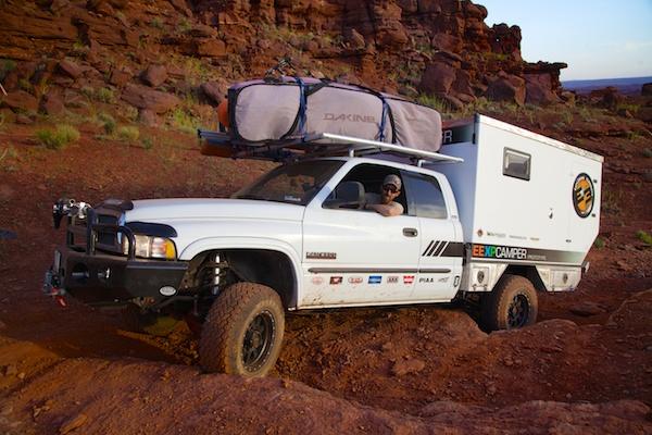 2001 Dodge Ram EEXP Overland Update