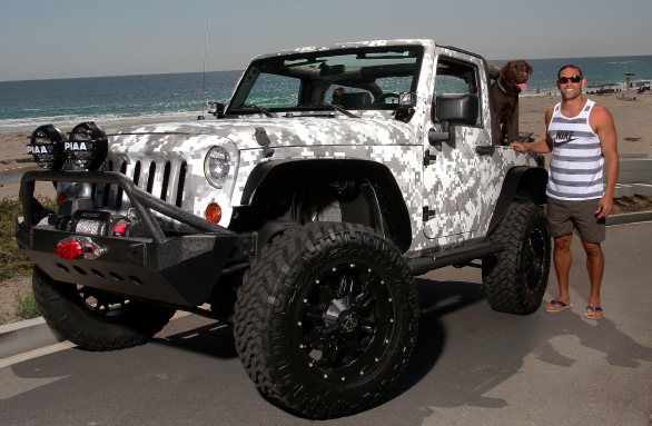 Sanchez Jeep 4