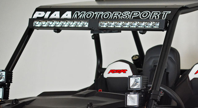 RZR LED Lightbar