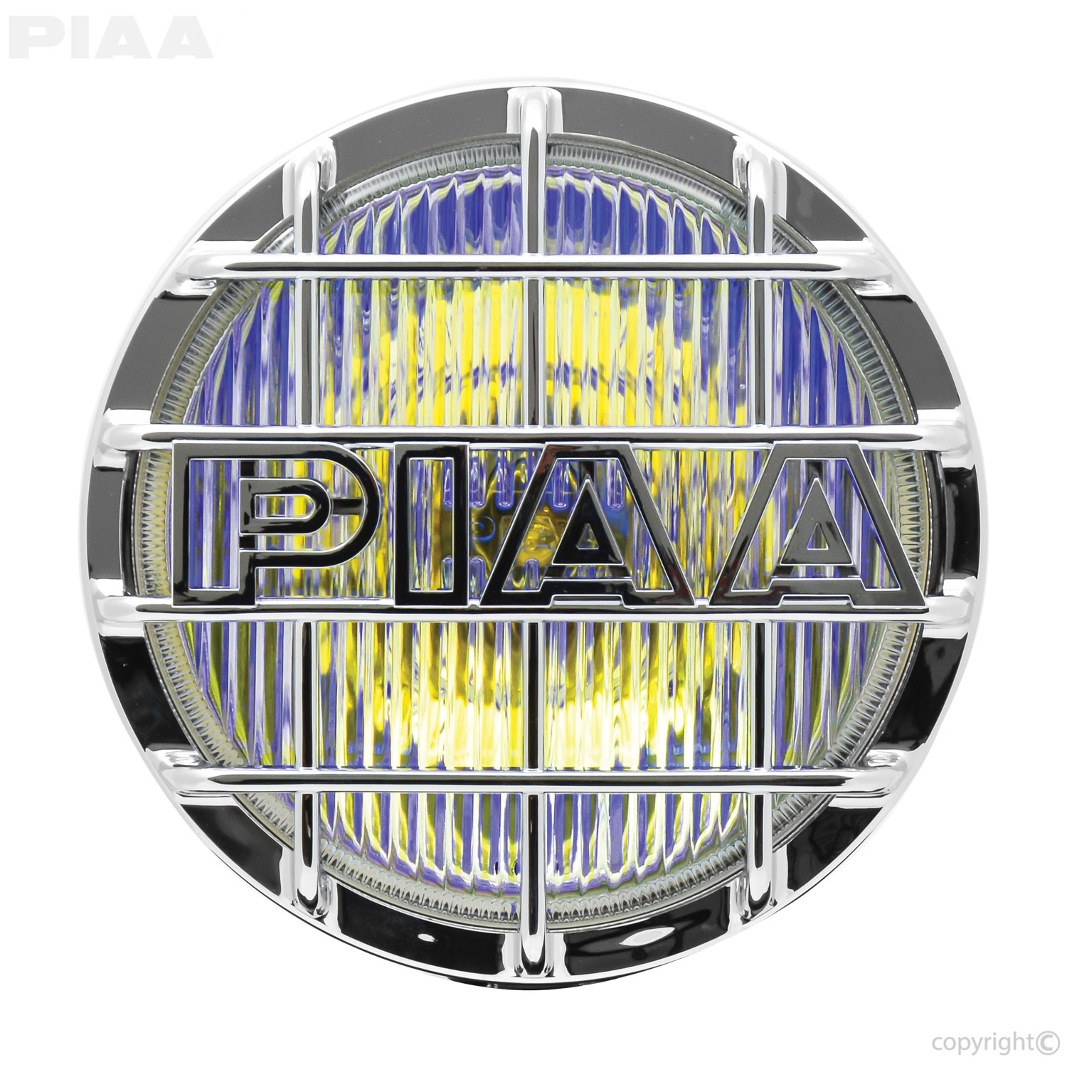 PIAA 520 Chrome Ion Fog