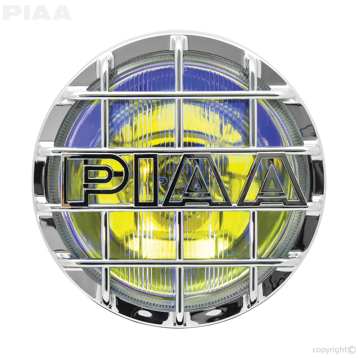 PIAA 520 Ion Chrome Driving Light