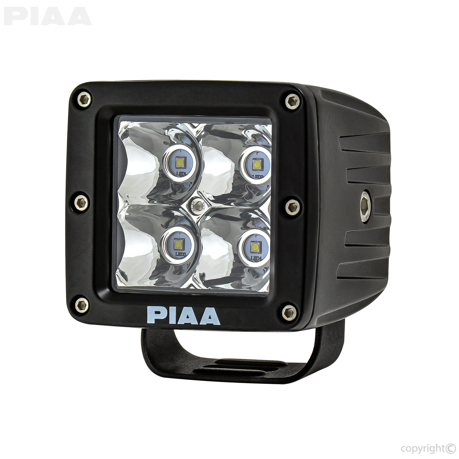 PIAA Quad Cube LED Spot Light