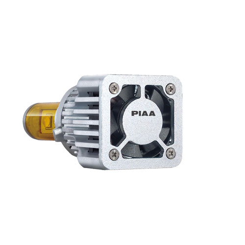 PIAA H8 Yellow LED Bulb Base